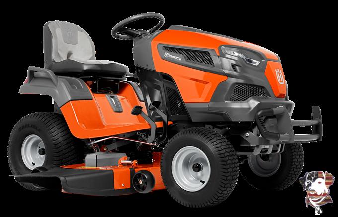 2020 Husqvarna TS-248XD Lawn Mowers