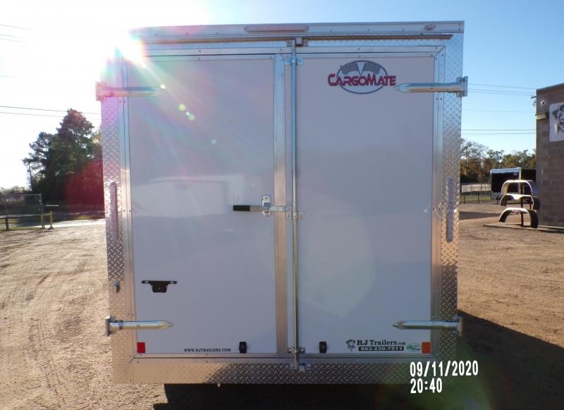2021 Cargo Mate 7 x 16 E-Series TA Enclosed Cargo Trailer