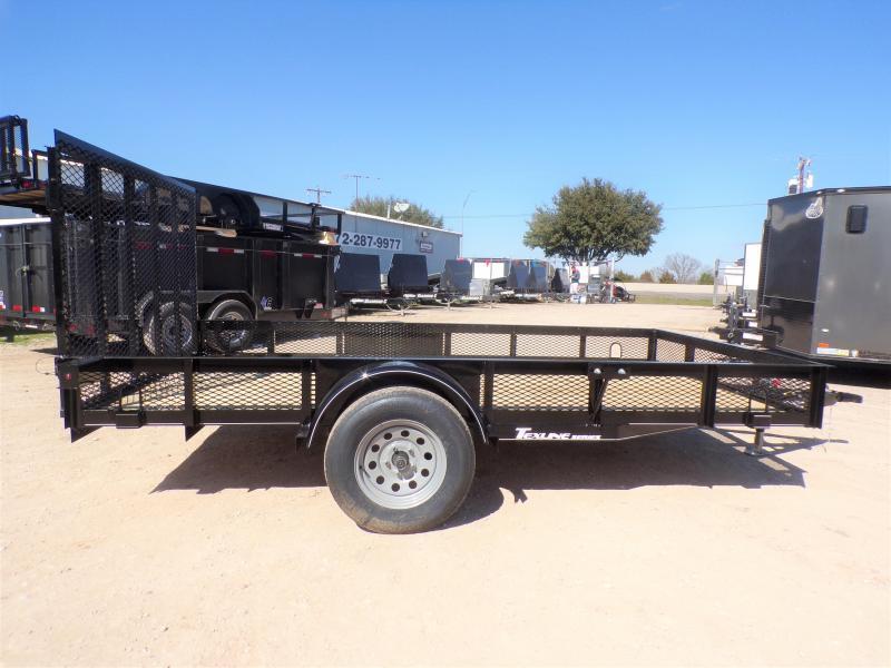 2020 TexLine 77 x 12 SA Utility Trailer