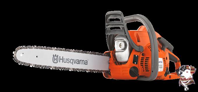 2021 Husqvarna 120 II Mark 16'' Chainsaw Fully Assembled