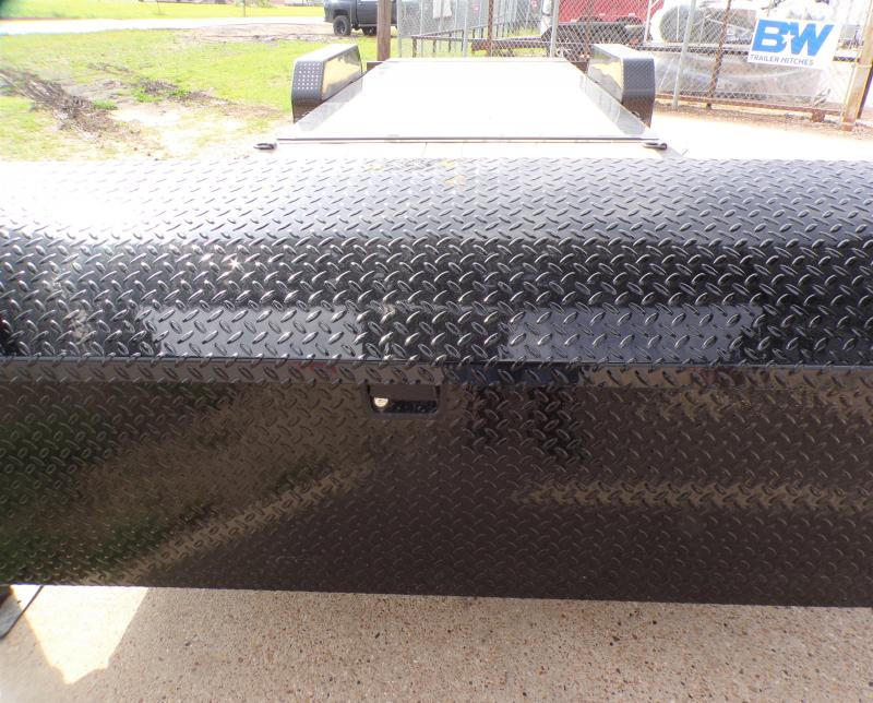 2021 Diamond C Trailers 82 x 24 HDT 207 Equipment Trailer
