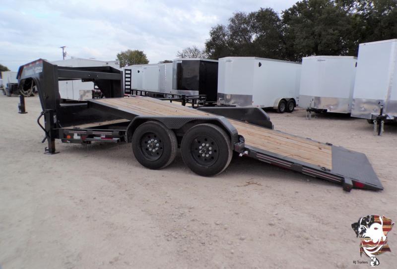 2021 Diamond C Trailers 82 x 18 HD Tilt Equipment Trailer