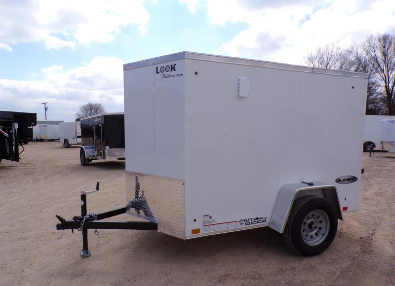 2021 Look Trailers 5 X 8 Element SE Enclosed Cargo Trailer