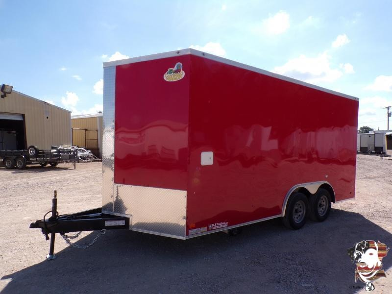2021 Covered Wagon Trailers 8.5 x 16 Gold Series Concession Vending / Concession Trailer