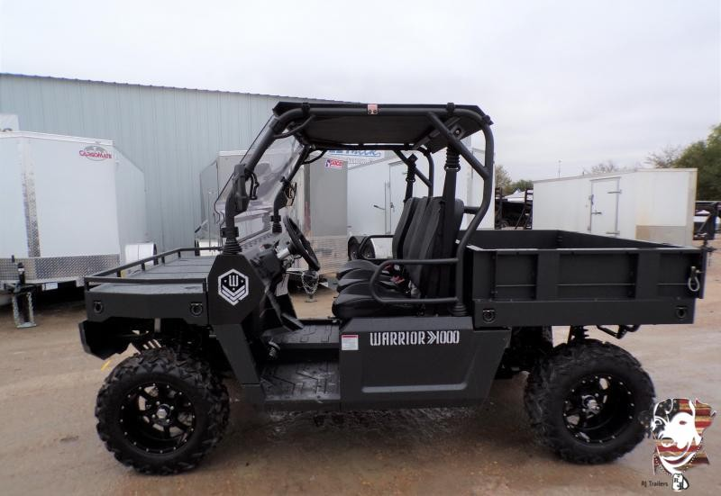 2020 Bennche Warrior 1000