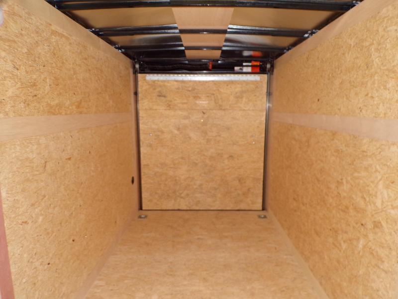 2021 Haulmark 6 x 12 Passport TA Enclosed Cargo Trailer