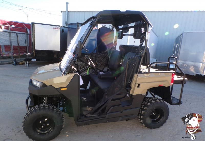 2020 Bennche T-Boss 250X Side-by-Side ATV