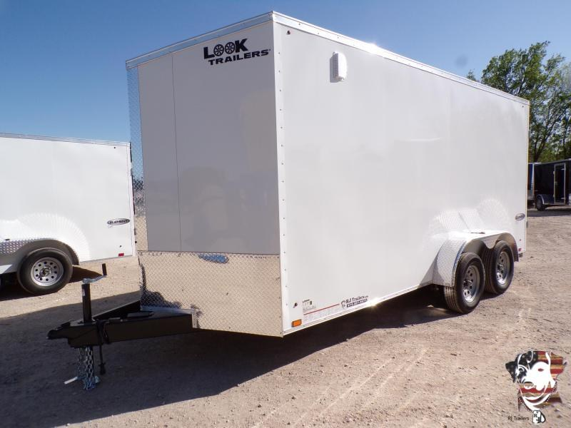 2022 Look Trailers 7 X 16 Element SE Enclosed Cargo Trailer