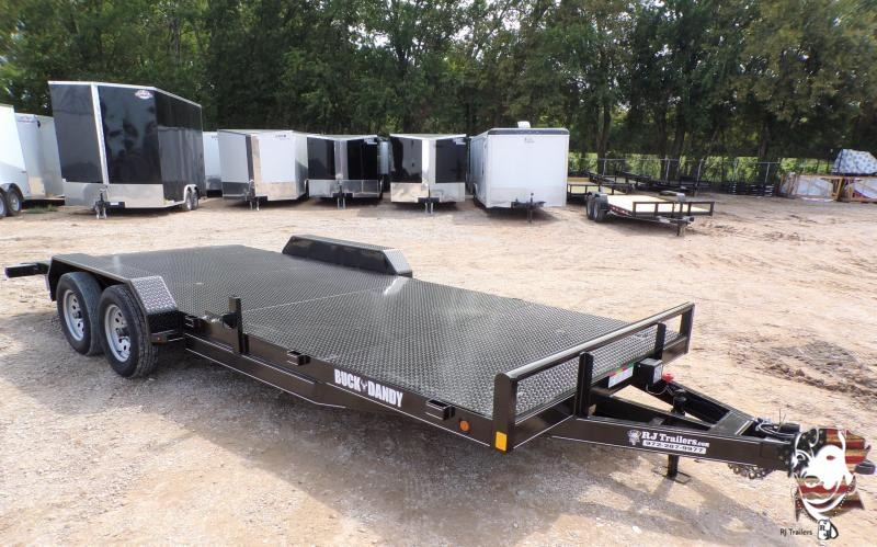 2021 Buck Dandy 83 x 20 BCH101 Car Hauler