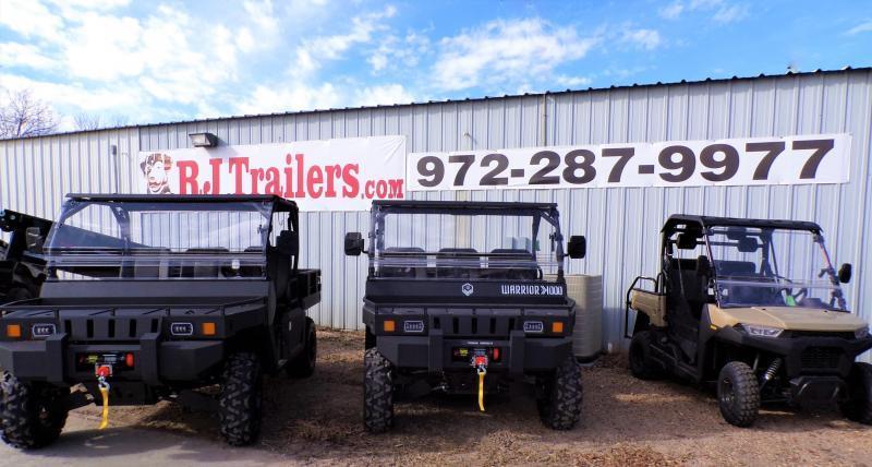 2021 TexLine 83 x 16 Stealth Utility Trailer