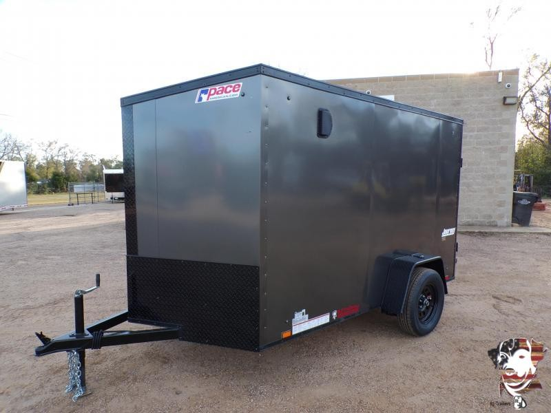 2021 Pace American 6 x 10 Journey Cargo Trailer