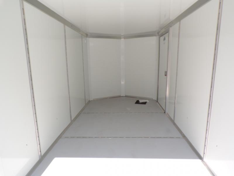 2021 Cargo Mate Steel 7x 16 Enclosed Cargo Trailer