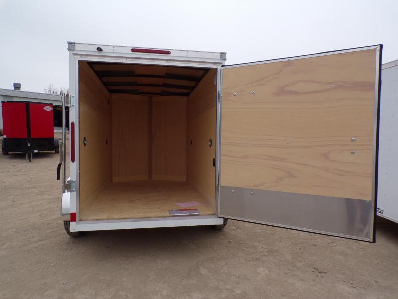 2021 Haulmark 5 x 8 Passport Enclosed Cargo Trailer
