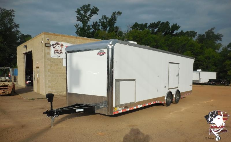 2021 Cargo Mate 8.5 x 28 Eliminator SS Car / Racing Trailer