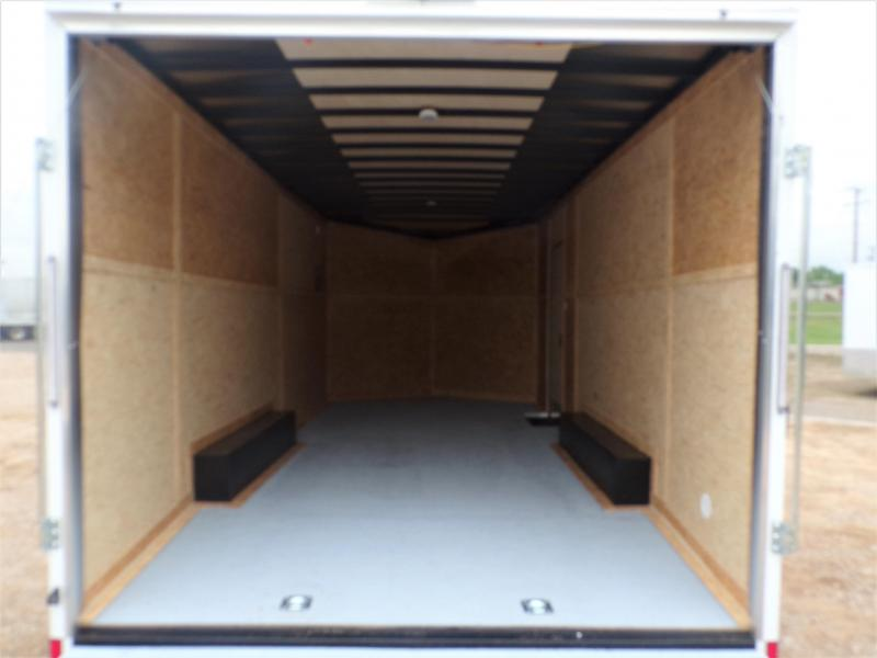 2022 Pace American 8.5 x 20 Journey SE Enclosed Cargo Trailer