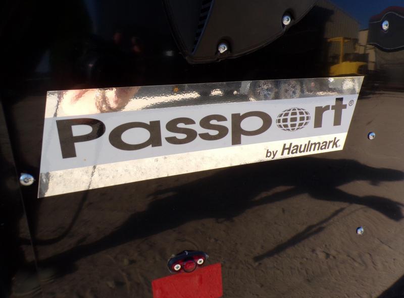 2022 Haulmark 8.5 x 16 Passport Enclosed Cargo Trailer