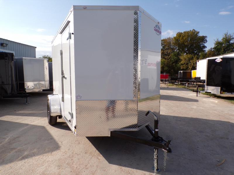 2021 Cargo Mate 6 x 10 E-Series Enclosed Cargo Trailer