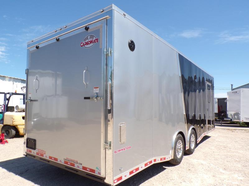 2021 Cargo Mate 8.5 x 24 Eliminator Enclosed Cargo Trailer