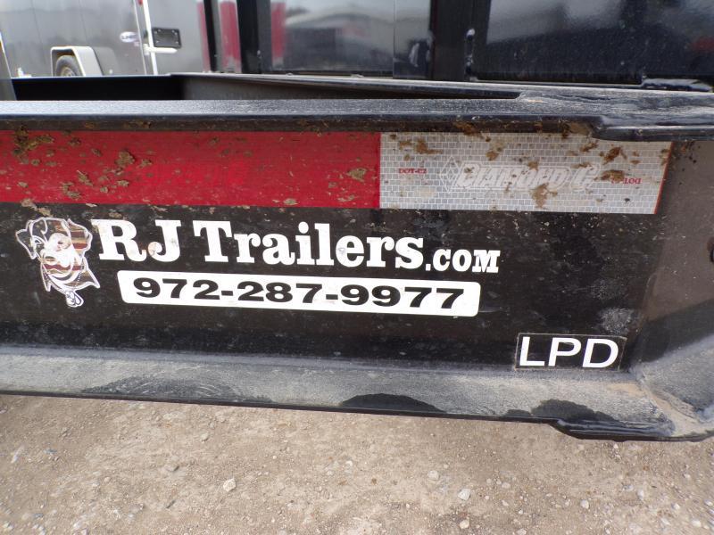 2020 Diamond C Trailers 82 x 16 LPD Dump Trailer