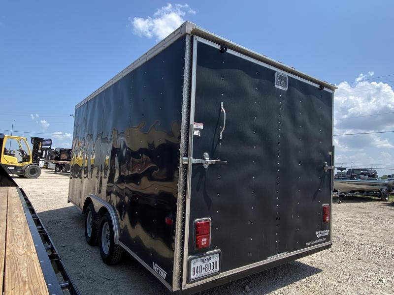 2015 Cargo Craft 8.5 x 16 Enclosed Cargo Trailer