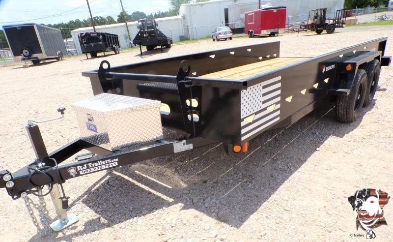 2021 Bighorn 83 X 16 DT45 - 1683 Utility Trailer