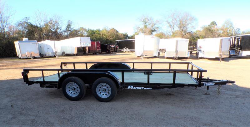 2020 TexLine 77 x 16 Patriot Utility Trailer