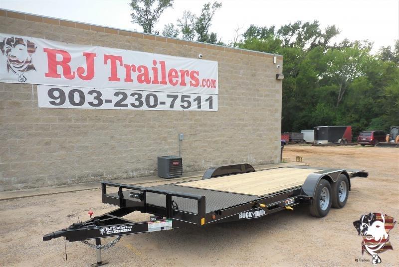 2020 Buck Dandy 83 x 20 BCT-Tilt Utility Trailer