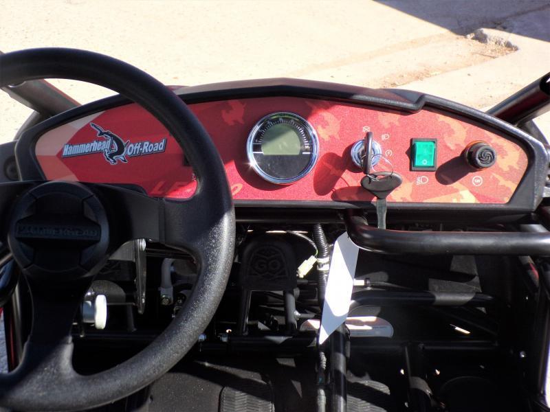2019 Hammerhead Off Road LE-150 Go Cart