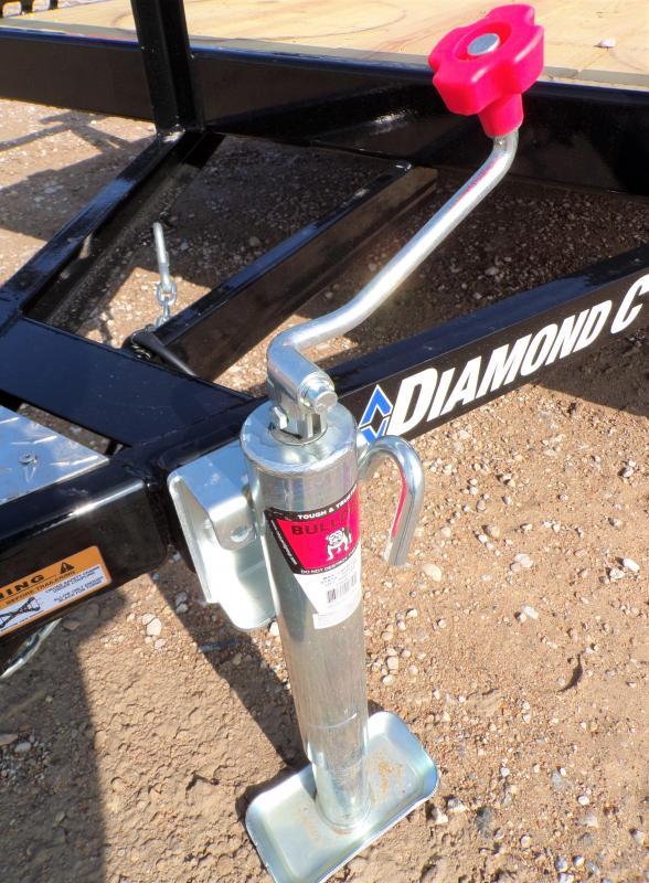 2021 Diamond C Trailers 77 x 12 PSA Utility Trailer