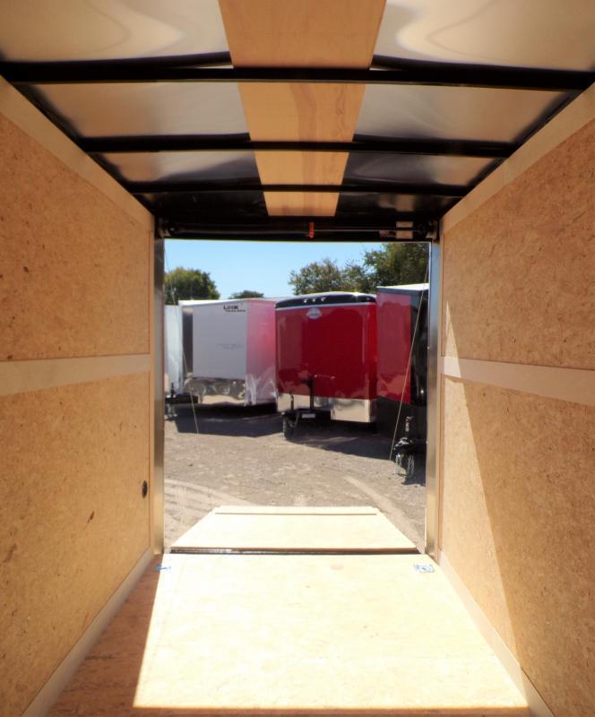 2022 Haulmark 6 x 12 Passport Deluxe Enclosed Cargo Trailer