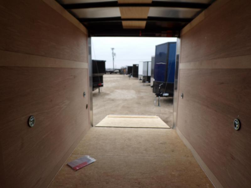 2021 Haulmark 6 x 12 Passport SA Enclosed Cargo Trailer