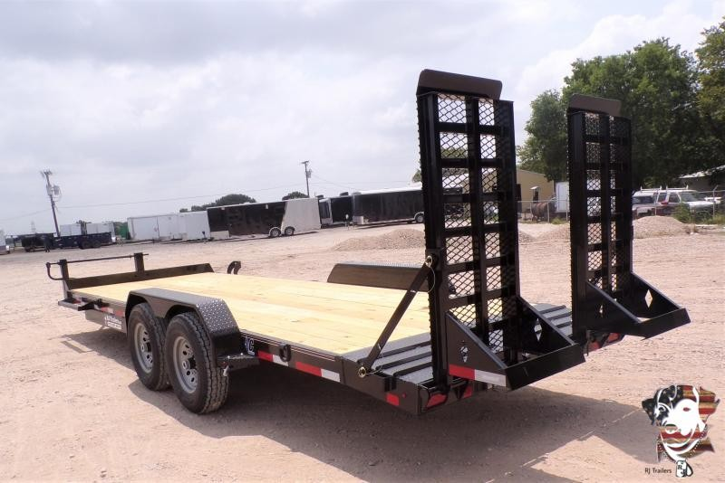 2020 Diamond C Trailers 82x22 Diamond C EQT 207 Equipment Trailer