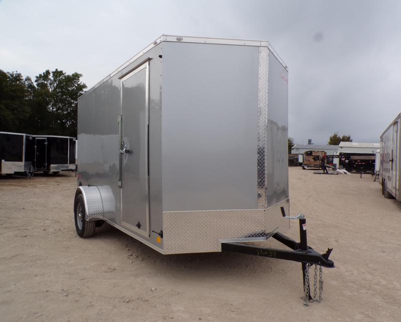 2022 Cargo Mate 6 x 12 E-Series Enclosed Cargo Trailer