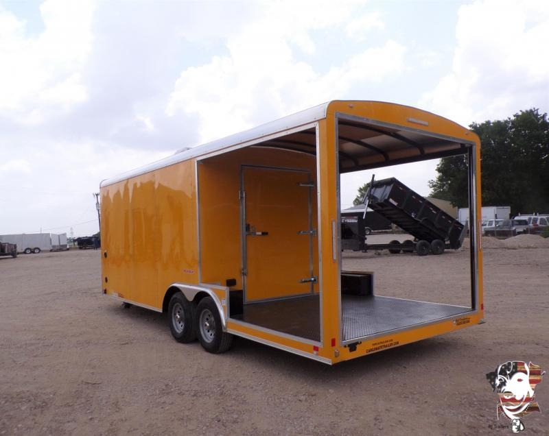 2020 Cargo Mate 8.5 x 22 Concession Vending / Concession Trailer