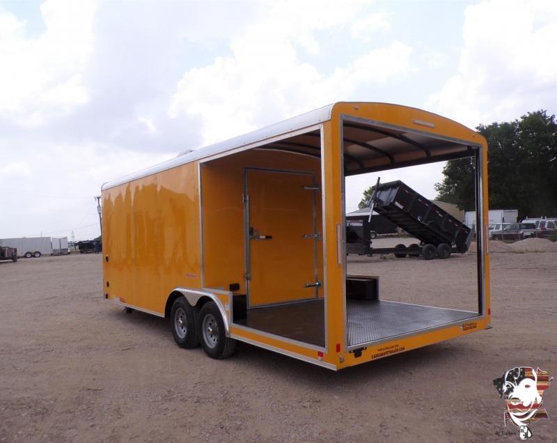 2020 Cargo Mate 8.5 x 22 Concession Vending / Concession Trailer