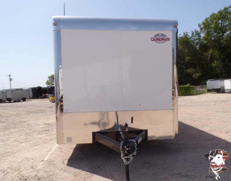 2021 Cargo Mate 8.5 x 32 Eliminator Car / Racing Trailer