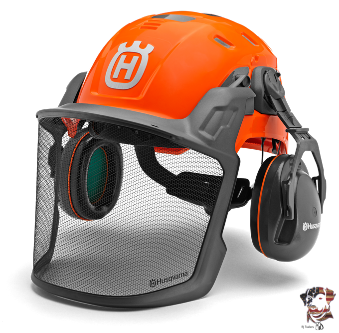 2021 Husqvarna Technical Forest Helmet / Protective Gear