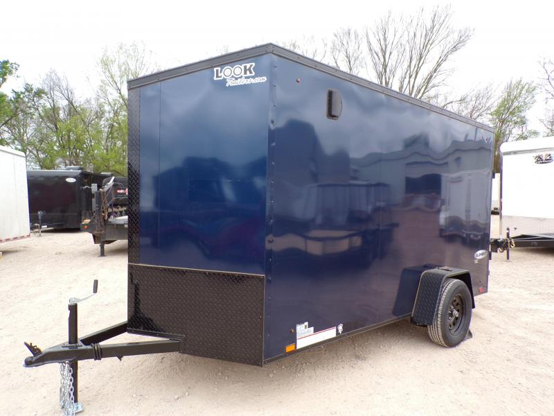 2022 Look Trailers 6 x 12 Element SE Enclosed Cargo Trailer