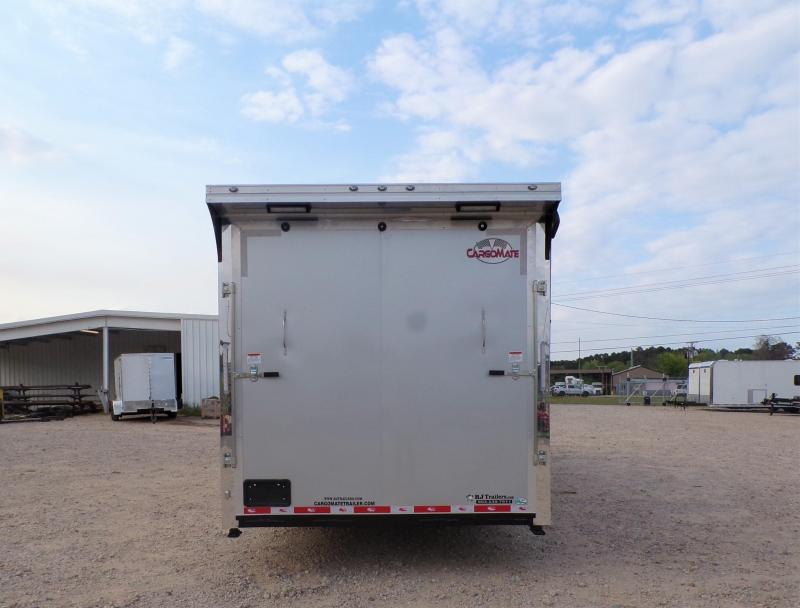 2021 Cargo Mate 8.5 x 28' Eliminator Car / Racing Trailer