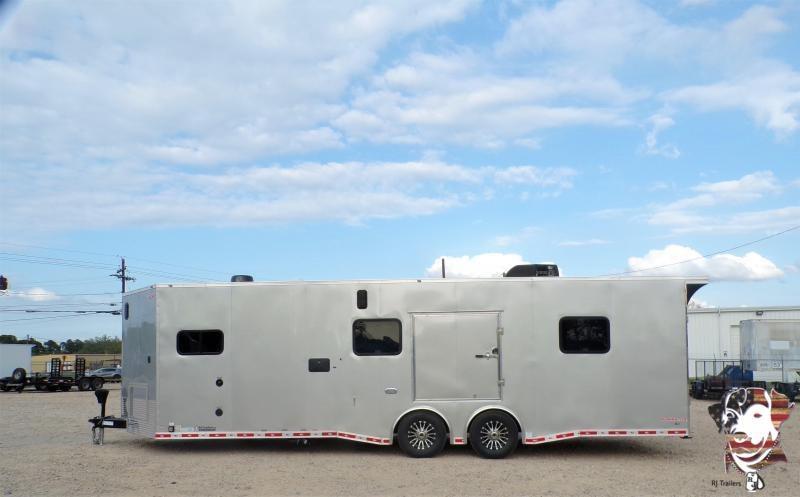 2021 Cargo Mate 8.5 x 28' Eliminator Car / Racing Trailer