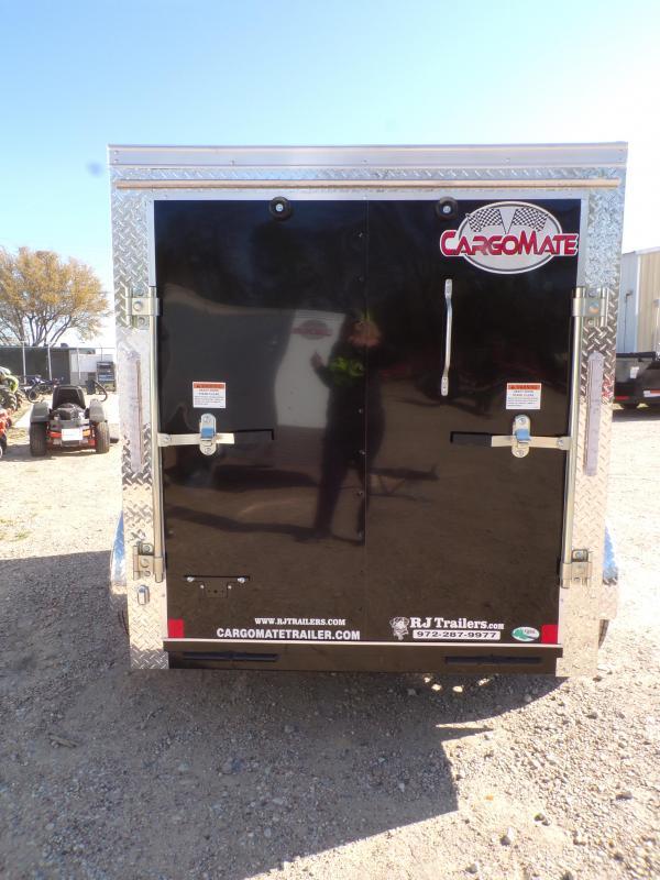 2021 Cargo Mate 5 x 8 E-Series Enclosed Cargo Trailer