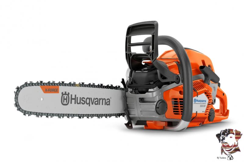 2021 Husqvarna 550 XP II Chainsaw  Lawn Equipment