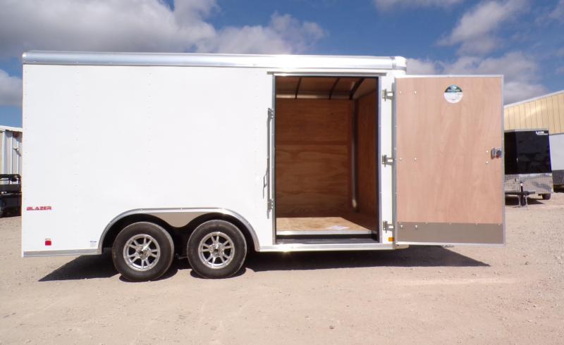 2022 Cargo Mate 8.5 x 14 Blazer Enclosed Cargo Trailer