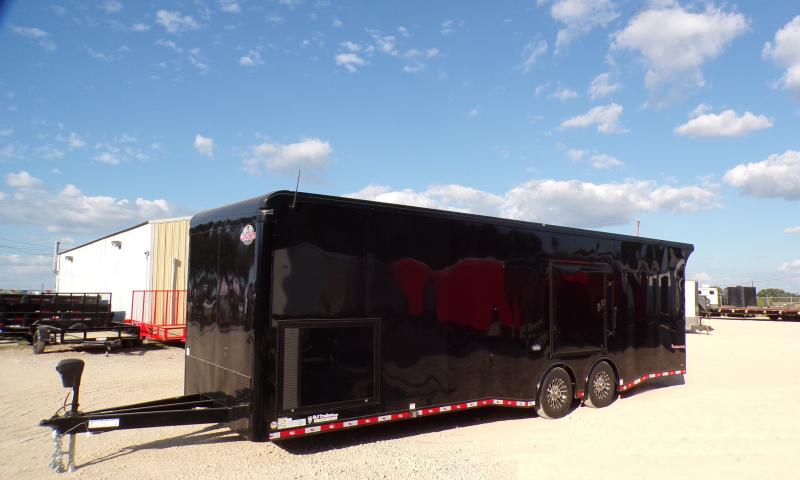 2021 Cargo Mate 8.5 x 28 Eliminator SS Car / Racing Trailer
