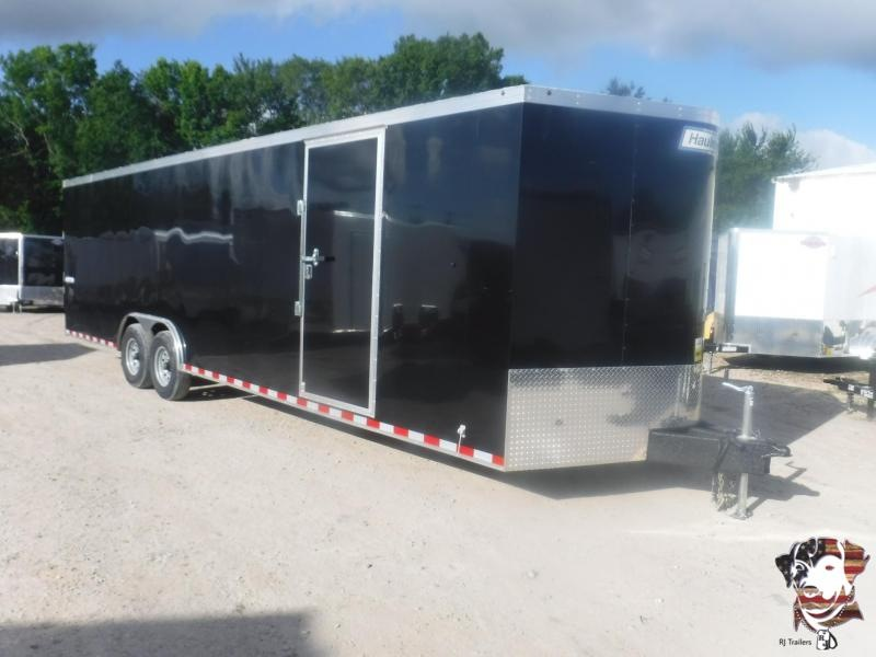 2019 Haulmark 8.5 x 28 Transport Car / Racing Trailer