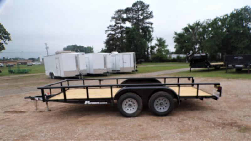 2021 TexLine 77 x 16 Patriot Utility Trailer