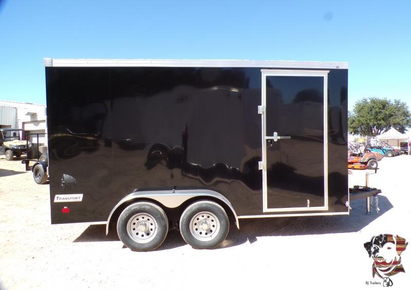 2022 Haulmark 7 x 14 Transport Enclosed Cargo Trailer