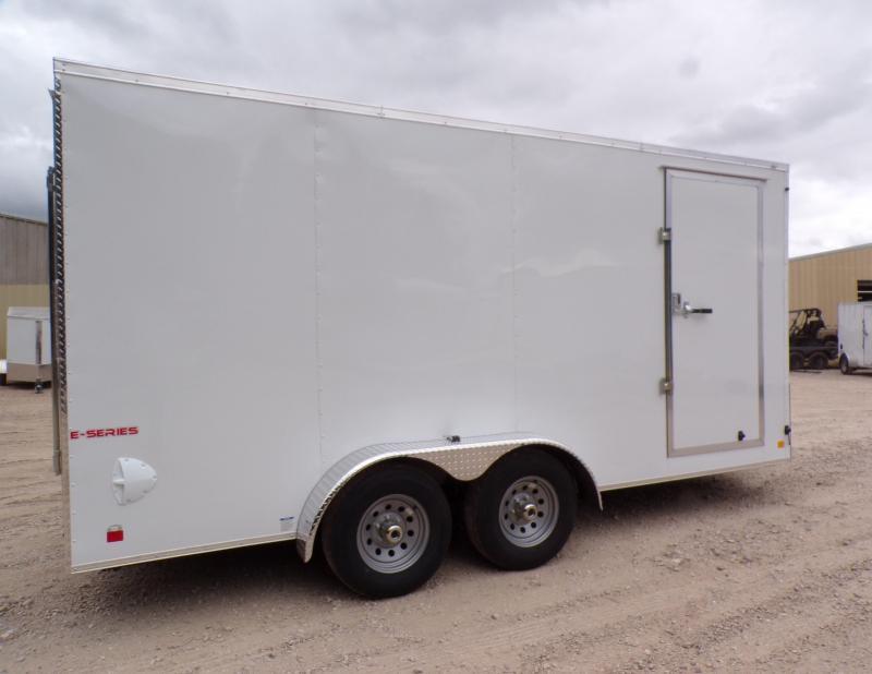 2021 Cargo Mate 7 x16 E-Series Enclosed Cargo Trailer