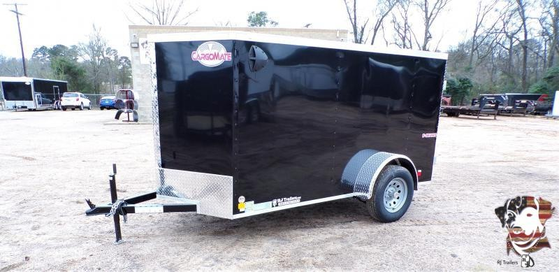 2021 Cargo Mate 5 x 10 E-Series Enclosed Cargo Trailer