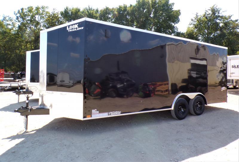 2022 Look Trailers 8.5 x 20 Element SE Car Hauler / Racing Trailer